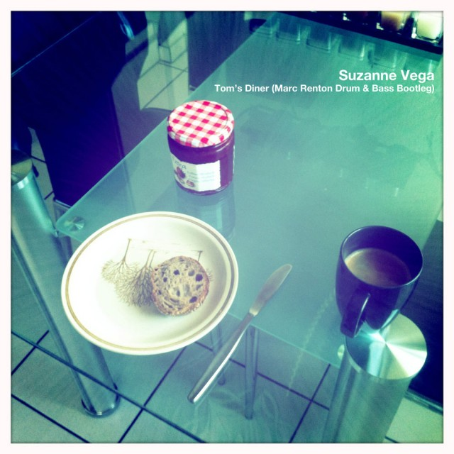 Suzanne Vega – Tom's Diner (Marc Renton Drum & Bass Bootleg)