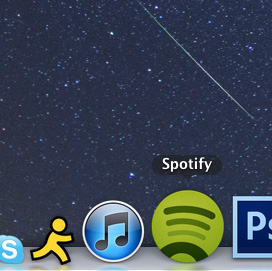 Spotify won't replace my music-library…