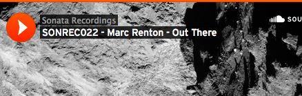 Forthcoming: SONREC022 Marc Renton – Out There
