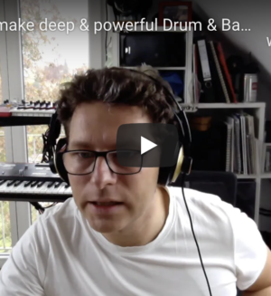 Video: How to make deep & powerful Drum & Bass Sub-basses